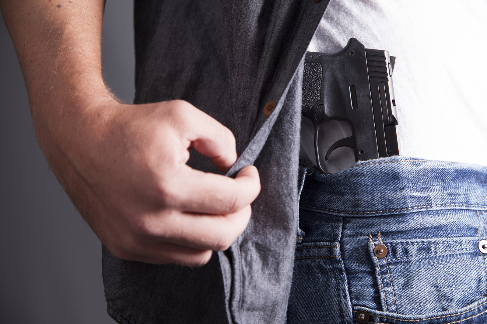 Concealed Handgun - What To Do if You're Pulled Over in NJ